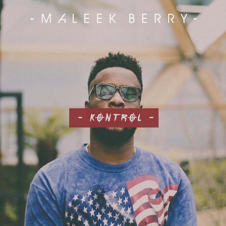 Maleek Berry Kontrol Art