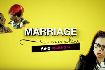VIDEO: Marriage Counsellor (Ep 2)   Flavour and Chidinma