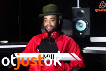 Notjustok TV: Milli Talks M.I Abaga and Signing to Chocolate City