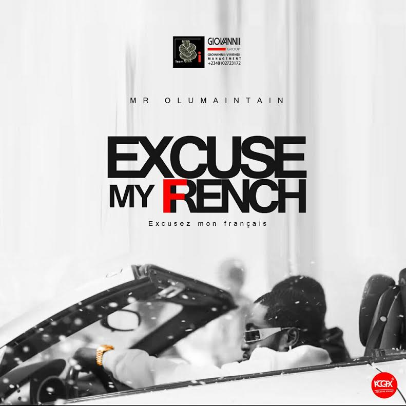 Mr Olu Maintain Excuse My French Art