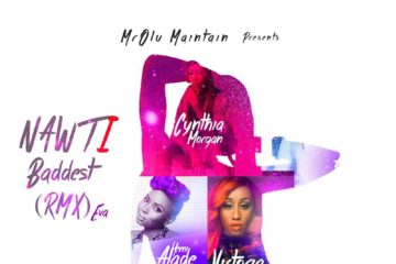 Mr Olu Maintain ft. Seyi Shay x Cynthia Morgan x Victoria Kimani x Yemi Alade x Emma Nyra – NAWTi (Baddest Remix Ever)
