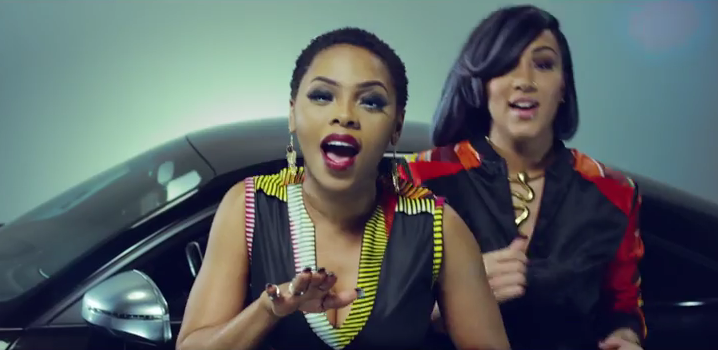 Nesly ft. Chidinma - All Right