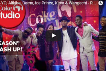 VIDEO: Ne-Yo, Ice Prince, Alikiba, Dama, Kirya, Wangechi – Reason (Mash Up) | Coke Studio Africa