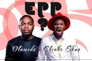 Olamide Chink Ekun Who You Epp Art feat