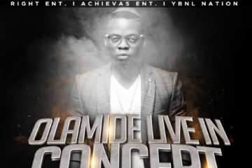 Olamide To Shut Down Lagos with #OLIC2 on Dec. 27