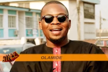 VIDEO: Street With Olamide on HipTV