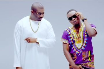 Olamide Lashes Out at Don Jazzy on Twitter Over Headies Award