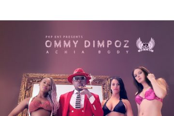 VIDEO: Ommy Dimpoz – Achia Body