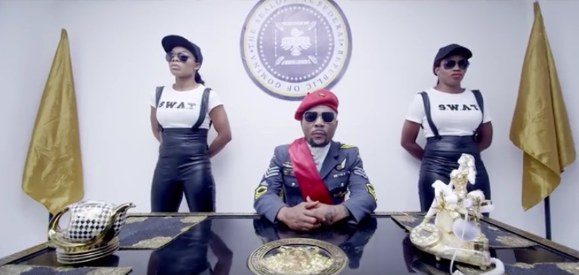 VIDEO: Oritse Femi ft. Reekado Banks - Mr Gomina