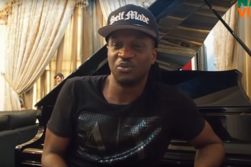 "VIDEO: ""Why I Started My Own Project"" – Paul Okoye (P-Square)"