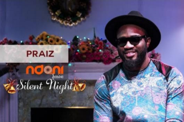 VIDEO: Ndani Sessions Christmas Special with Praiz