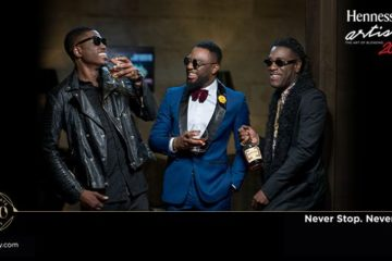 VIDEO: Burna Boy x Vector x Praiz – No Be Water ( Hennessy Artistry 2015)