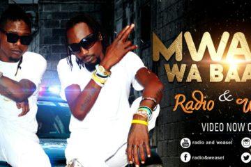 VIDEO: Radio & Weasel – Mwana Wabandi