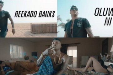 VIDEO PREMIERE: Reekado Banks – Oluwa Ni