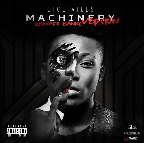 Reekado Banks Machinery Art