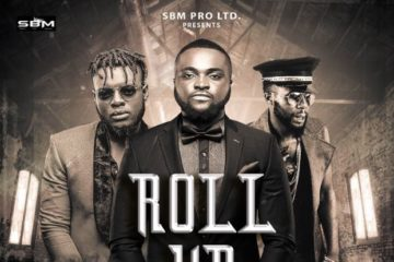VIDEO: Au-Pro – Roll Up Ft. Yung L & Endia