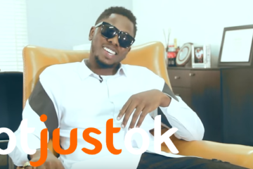 Notjustok TV: Runtown Talks DJ Khaled Feature and Ghetto University Album