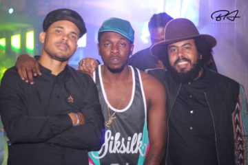 "VIDEO: Runtown Performs ""Bend Down Pause"" w/ Major Lazer & Machel Montano in Trinidad & Tobago"