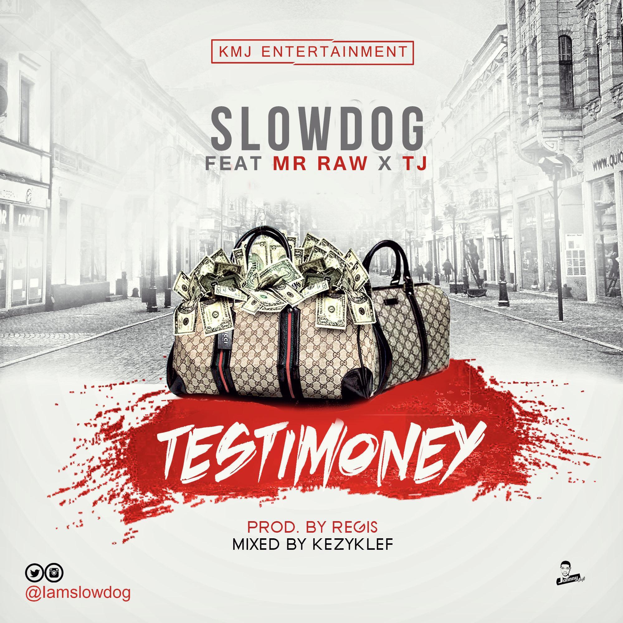 Slowdog ft. Mr Raw X TJ - Testimoney