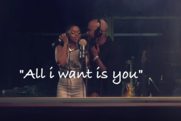 VIDEO: Banky W x Chidinma – All I Want Is You