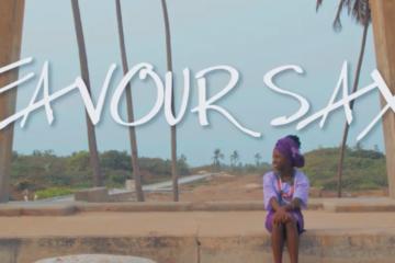 VIDEO: Favour Sax – Wonder (Medley)