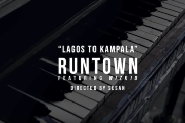 VIDEO: Runtown ft. Wizkid – Lagos To Kampala (BTS)