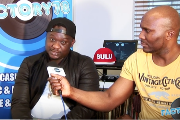 VIDEO: Wande Coal Interview & Freestyle On Factory78