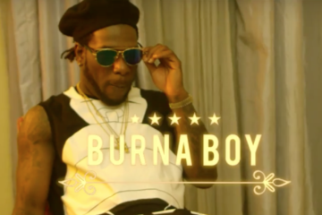 VIDEO: Burna Boy – Rizzla