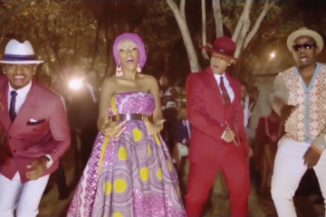 VIDEO: Mafikizolo ft. Diamond Platnumz & DJ Maphorisa – Colors Of Africa