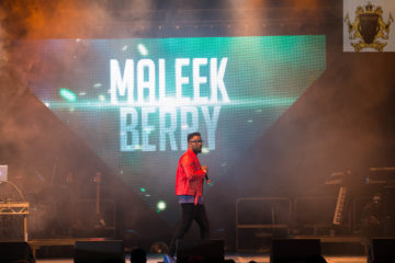 VIDEO: A Day With Maleek Berry | SMADE AfroFest 2016