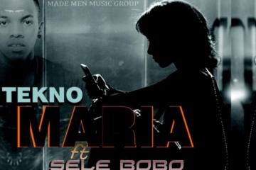 PREMIERE: Tekno ft. Selebobo – Maria