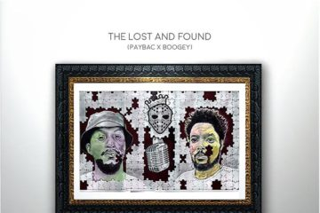 "The Lost And Found (Boogey x Paybac) Release Album ""FACE OFF"""