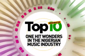 Top 10 One Hit Wonders In Nigerian Music | Nigezie TV