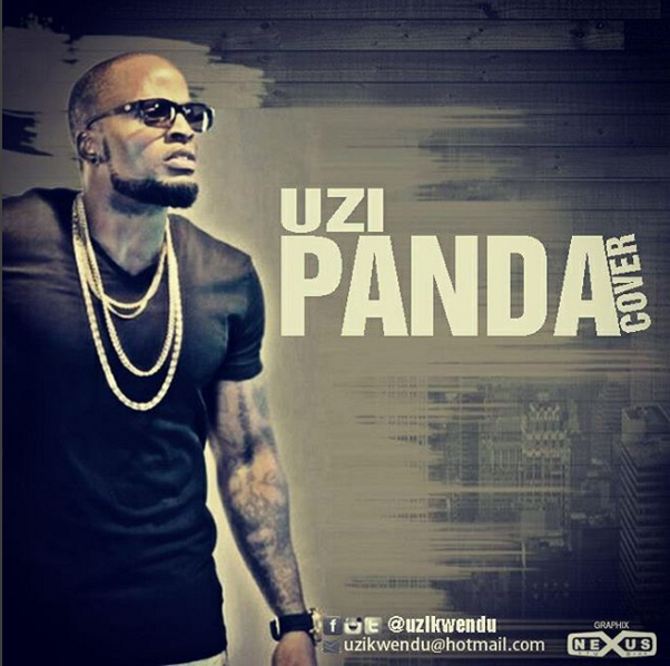 Uzi Panda Cover Art