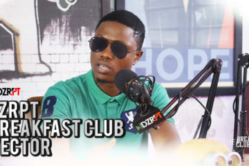 VIDEO: Vector on the Breakfast Club on DZRPT