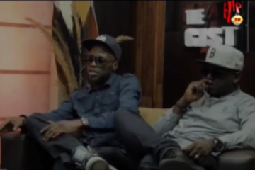 VIDEO: Vector & Ikechukwu Throw Jabs at Each Other
