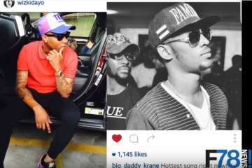 "F78 News: Dammy Krane & Wizkid Make Up, AKA named ""Hot for 2016"" by BBC, Shizzi & Tunde Ednut + More"
