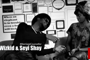 VIDEO: Marriage Counselor (E.P 4)  | What went wrong with Seyi Shay and Wizzy's Marriage?