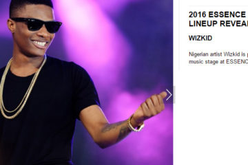 Wizkid, Mariah Carey, Kendrick Lamar and more Performing at Essence Festival 2016