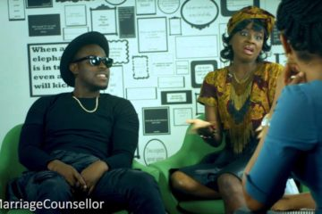 VIDEO: Marriage Counsellor (Ep. 4 Teaser) | Wizkid and Seyi Shay