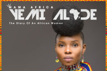 Yemi Alade ft. Sarkodie – Ego | Mama Africa ALBUM NOW OUT