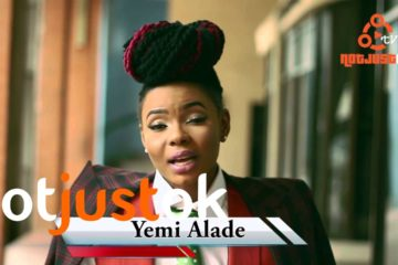 "Notjustok TV: Yemi Alade Talks Success of ""Johnny"" and New Album"