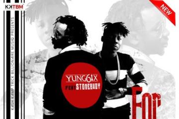 Yung6ix ft. Stonebwoy – For Example (Prod. E-Kelly)