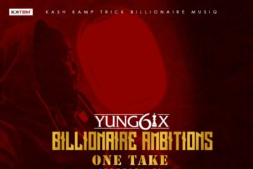 Yung6ix – One Take (freestyle) | prod. Ballertosh