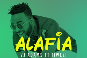 VIDEO: VJ Adams ft. Tiwezi – Alafia