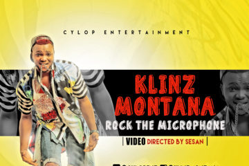 VIDEO: Klinz Montana – Rock The Microphone