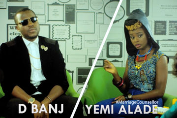 VIDEO: D'Banj And Yemi Alade – Marriage Counsellor (Ep. 3)