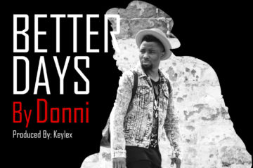 Donni – Better Days