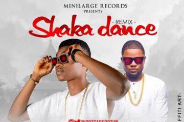 Dot G ft. Skales – Shaka Dance (Remix)
