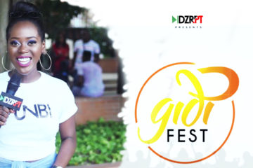VIDEO: Gidi Fest 2016: Fun Moments